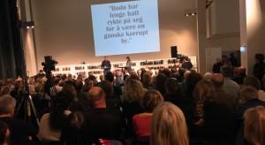 Smekkfullt i Stormen Bibliotek mandag 12. oktober 2015.