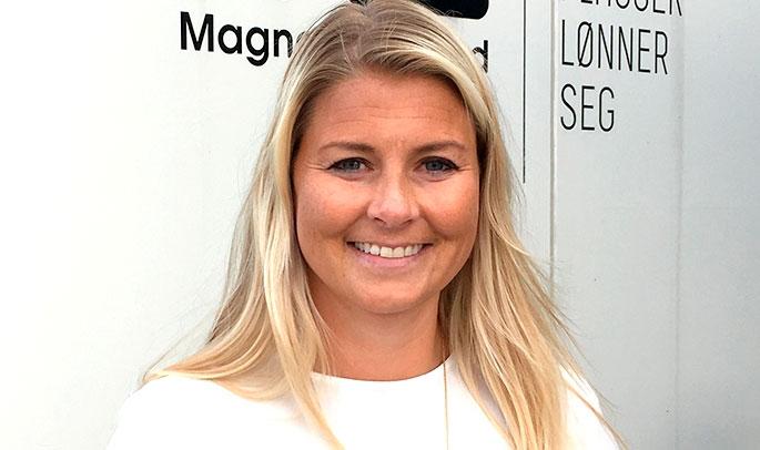 Hege Leirfall Ingebrigtsen er foreslått som ny styreleder i Boidø/Glimt. Årsmøtet er 9. mars 2017.