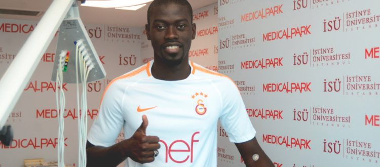 Badou klar for Galatasaray.