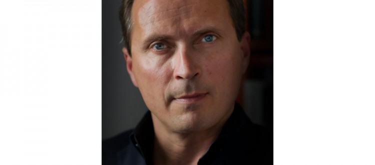 Portrett Morten Strøksnes.