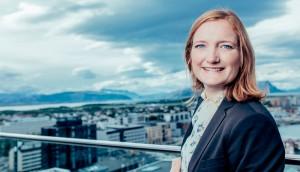 Portrett Ida Maria Pinnerød. Foto: Martin Losvik.