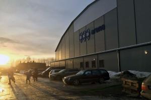 SKS Arena 6. mars 2016