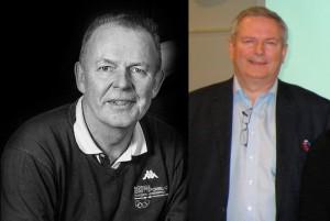 Hva mener våre lokale idrettstopper om pengebruken og den manglende åpenheten innen idretten? Her er avtroppende leder i Nordland idrettskrets, Einar Botmark, og nylig gjenvalgt leder for Nordland fotballkrets, Ernst Pedersen.