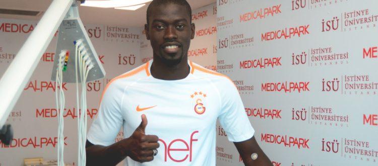Badou klar for Galatasaray.
